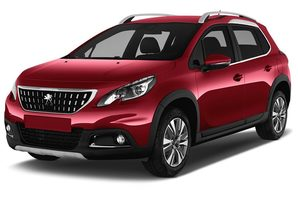 Peugeot 2008 (neues Modell)