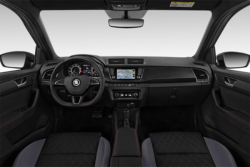 fabia limousine drive 125 best of armaturentafel