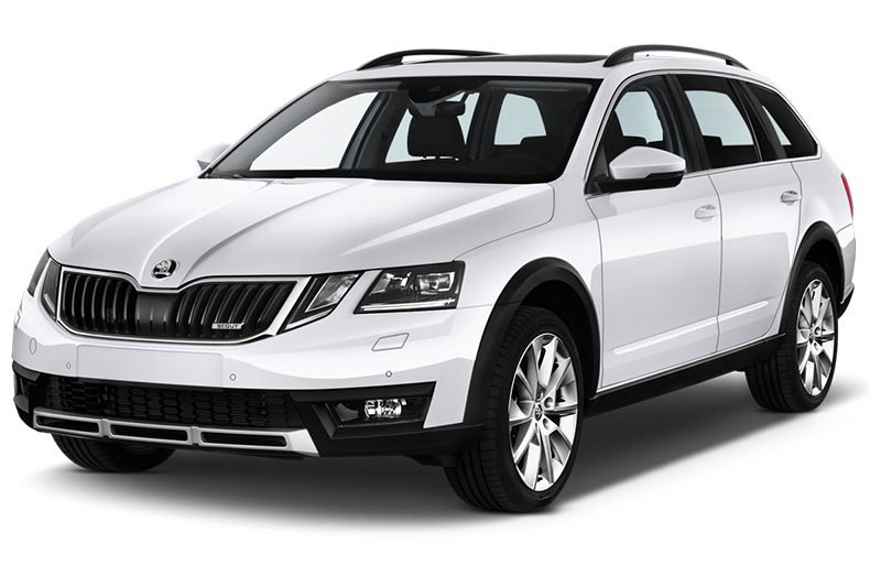Skoda Octavia Combi Scout (neues Modell)