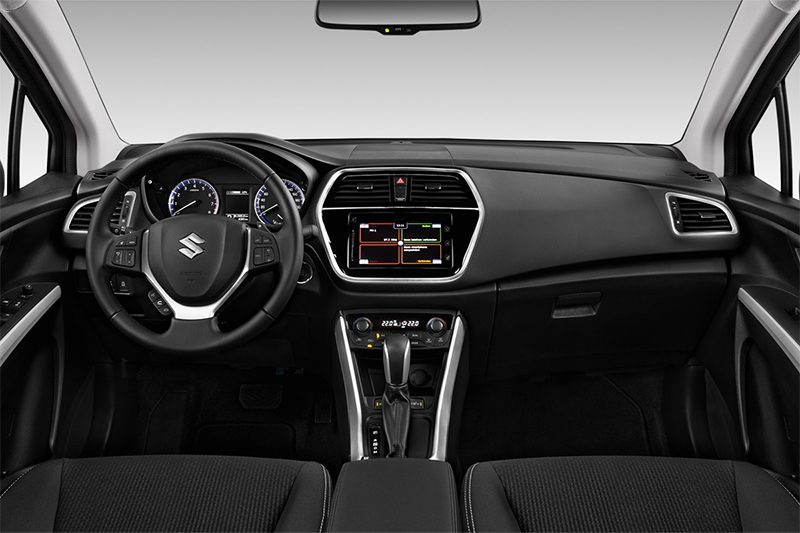 sx4 s-cross armaturentafel