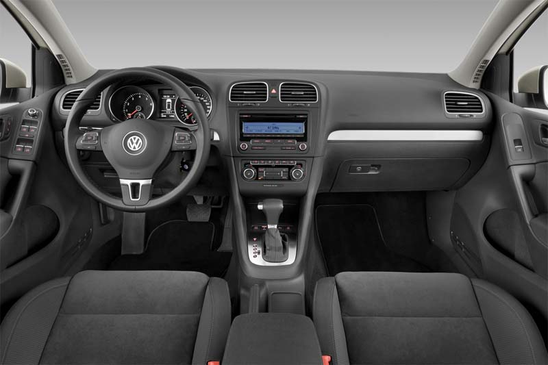 VW Golf 7 BlueMotion golf 7 bluemotion armaturentafel