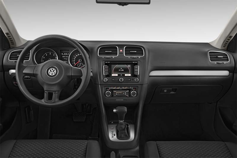 VW Golf Variant MATCH BlueMotion Technology golf variant match bluemotion technology armaturentafel