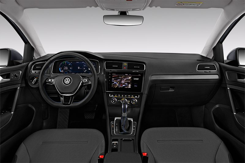 e-golf 7 armaturentafel