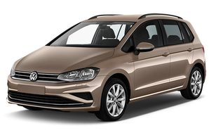 VW Golf Sportsvan All-in-One-Paket