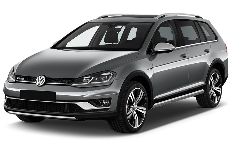 VW Golf 8 Variant Alltrack