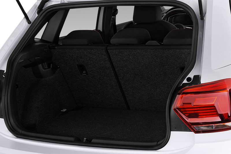 polo gti all-in-one-paket kofferraum