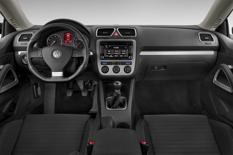 scirocco match bluemotion technology armaturentafel