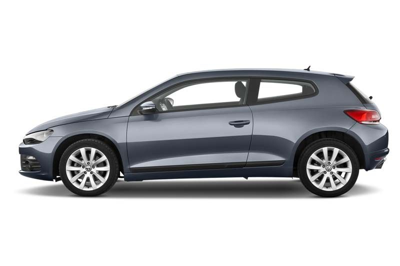 scirocco match bluemotion technology seitenansicht