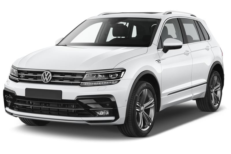 VW Tiguan UNITED (neues Modell)