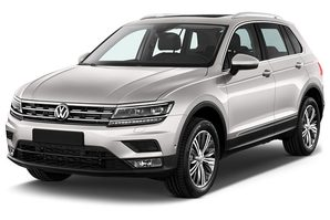 Tiguan All-in-One-Paket