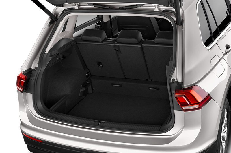 tiguan all-in-one-paket kofferraum