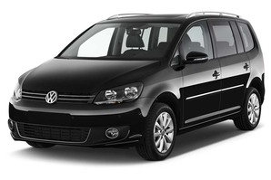 VW Touran Style BlueMotion Technology