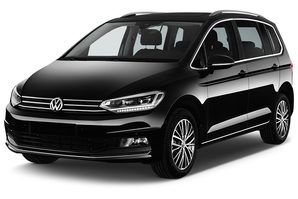 VW Touran Highline TSI Lagerwagen Sonderaktion DriveON