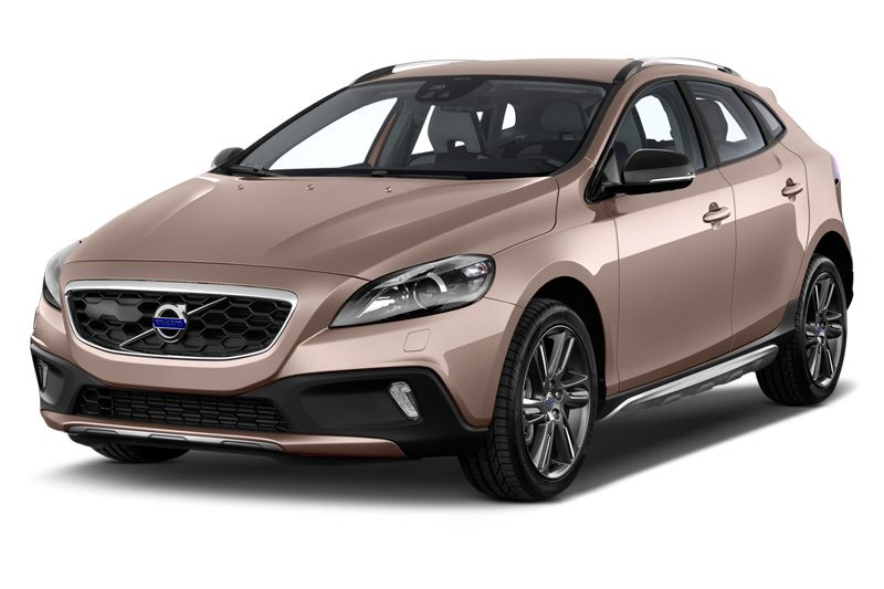v40 cross country schräge frontalansicht