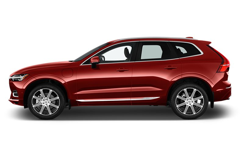 xc60 polestar engineered seitenansicht
