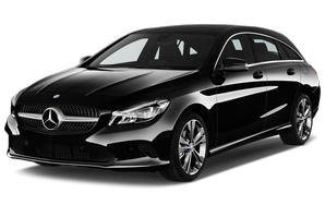 Mercedes CLA Shooting Brake Plug-in-Hybrid