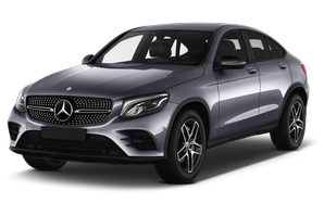 Mercedes GLC Coupé Plug-In-Hybrid