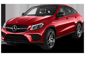 Mercedes GLE-Coupé