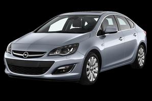 Opel Astra 4-türig LPG