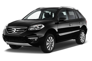 Renault Koleos Night and Day
