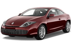 Renault Laguna Coupé Night and Day
