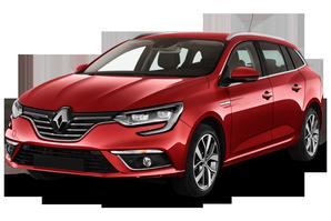 Renault Megane Grandtour Plug-In-Hybrid