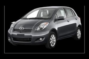 Toyota Yaris Sondermodelle