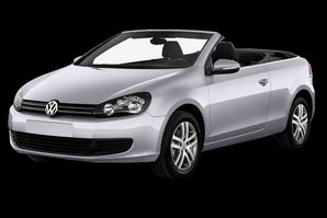 VW Golf Cabriolet LIFE