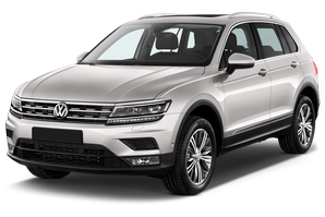 VW Tiguan All-in-One-Paket